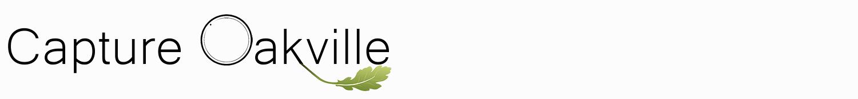 Capture Oakville Logo